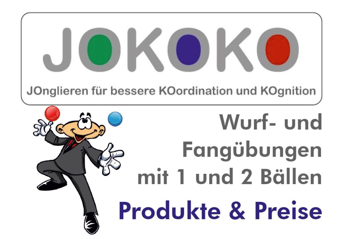 JOKOKO-Flyer - Alle Produkte + Preise